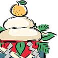 Découvrez le kagami-mochi, à la fois décoration et nourriture traditionnelle du nouvel an japonais !